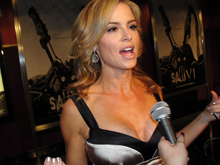 Betsy Russell Saw Betsy russell plays a largeBetsy Russell Saw Death