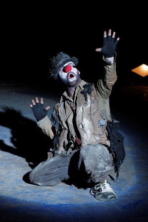 Ivan Moody as Hobo the Clown