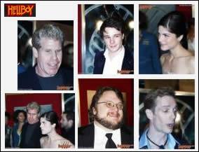 Hellboy Premiere Pics