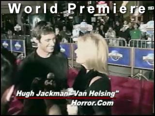 Van Helsing Premiere
