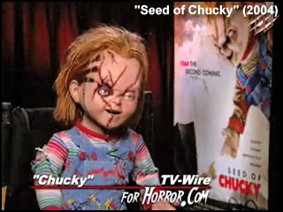 Seed of Chucky Interviews