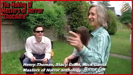 Making of Masters of Horror
