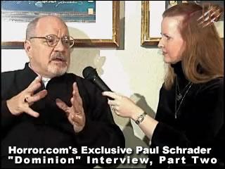 Paul Schrader Inverview 2