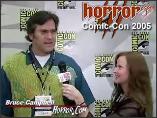 Comic-Con 2005 Video 1