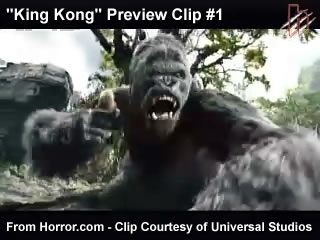 King Kong Preview Video