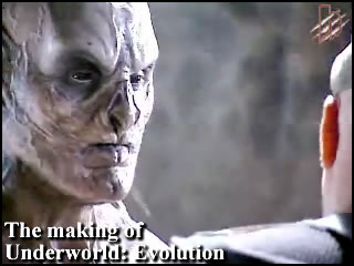 Underworld: Evolution Making Of