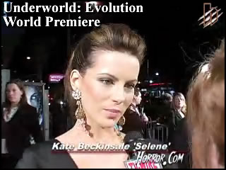 Underworld: Evolution Interviews