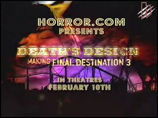 Final Destination 3 Making Of