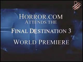 Final Destination 3 Premiere