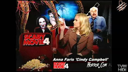 Click the image above to view the scary movie 4 interviews