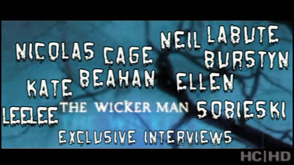 Wicker Man Interviews